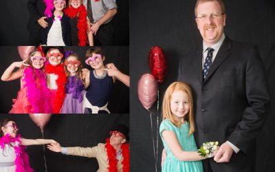Newfields Father/Daughter Dance – NH Children's Photographer