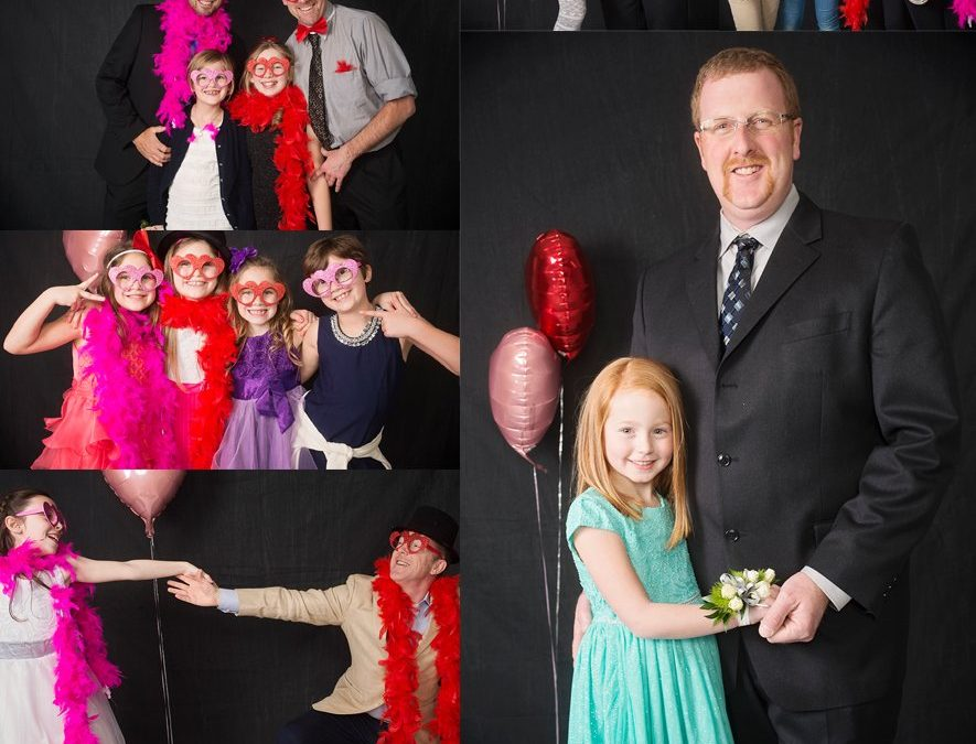 Newfields Father/Daughter Dance – NH Children's Photographer