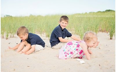 NH Beach Photographer | My Little Beach Bums
