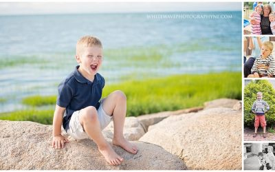 NH Seacoast Childrens Photographer | Reilly Roo Turns 5!