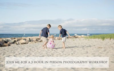 NH Family Photography | Basic Digital Photography for Moms Workshop