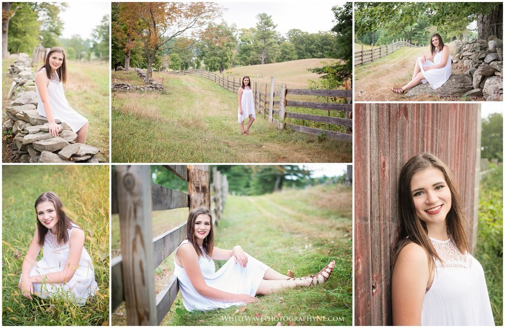 Senior-Photographer-NH, Lee-NH-Senior-Photography, Coppal-House-Farm