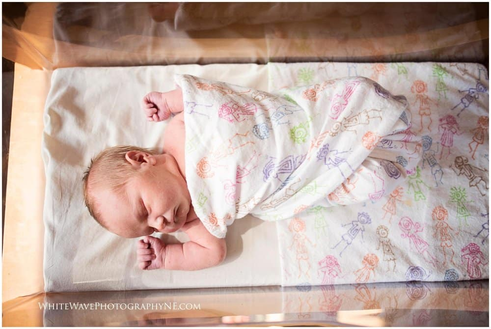Fresh 48 Newborn Photographer | Baby Hayden Arrives at Exeter Hospital