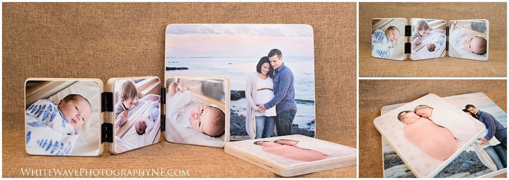 Full-Service-Newborn-Family-Photographer, NH-Family-Photographer, White-Wave-Photography, Heritage-Wood-Wall-Art
