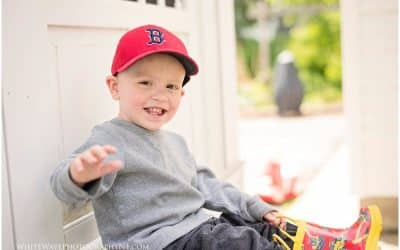 New Hampshire Lifestyle Photographer | September is Childhood Cancer Awareness Month