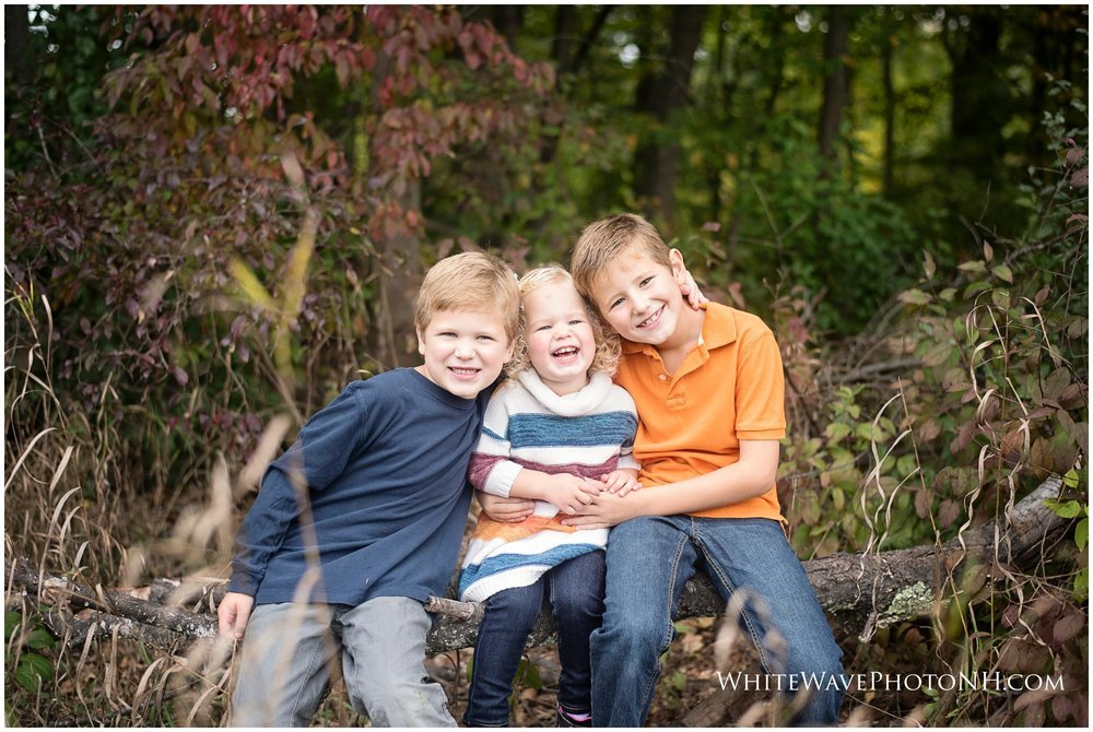 Children's Photographer in Exeter, NH | An Afternoon at Raynes Farm