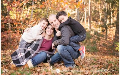 Family Photography in NH | Have fun while getting your Family Photos taken this Fall!