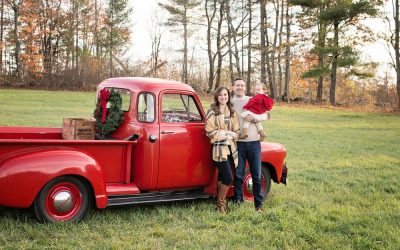 Holiday Sessions | NOW OPEN for NH Families