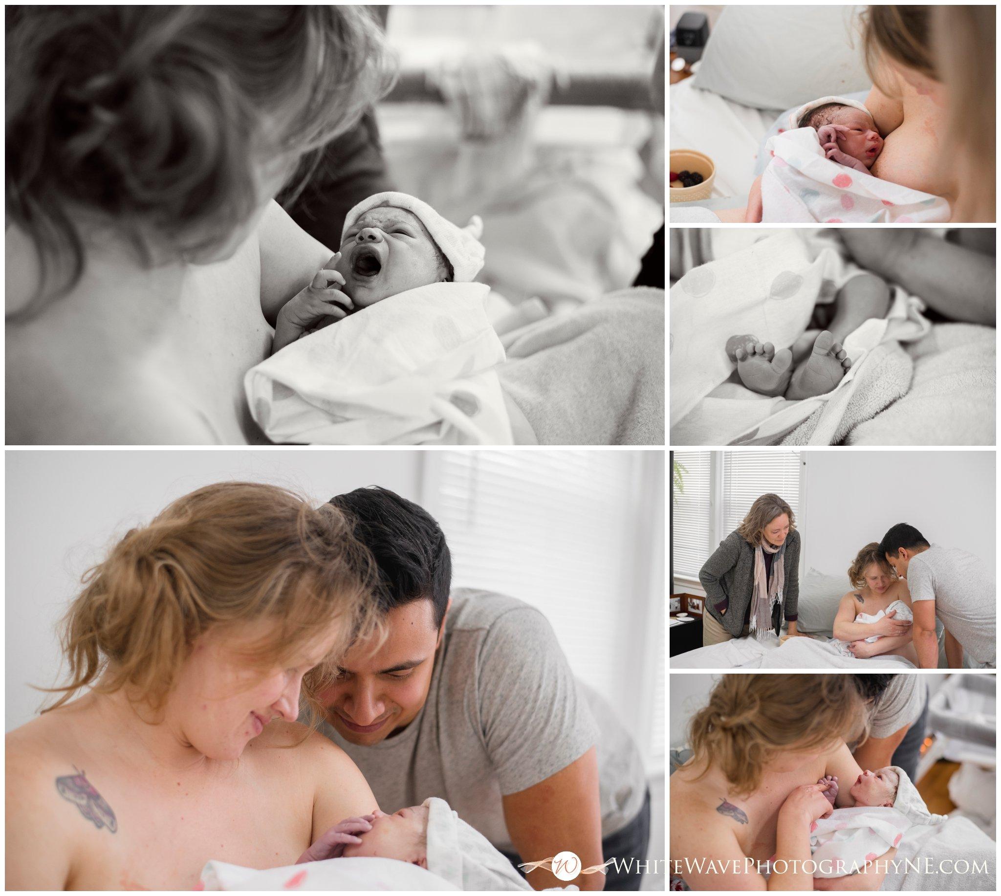 Home-Birth-NH, Birth-Photography, Birth-Photographer-NH, White-Wave-Photography