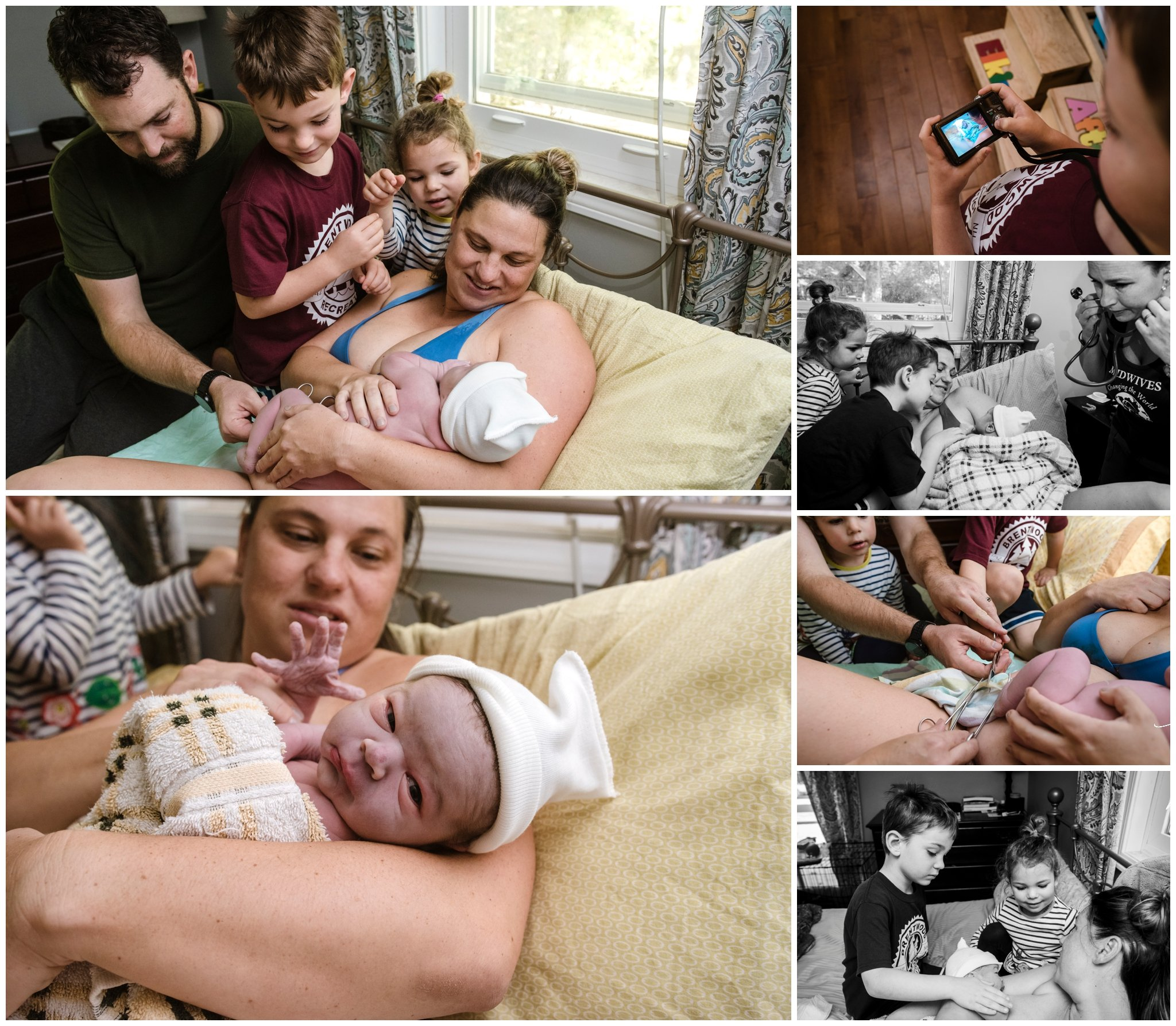 home birth photography