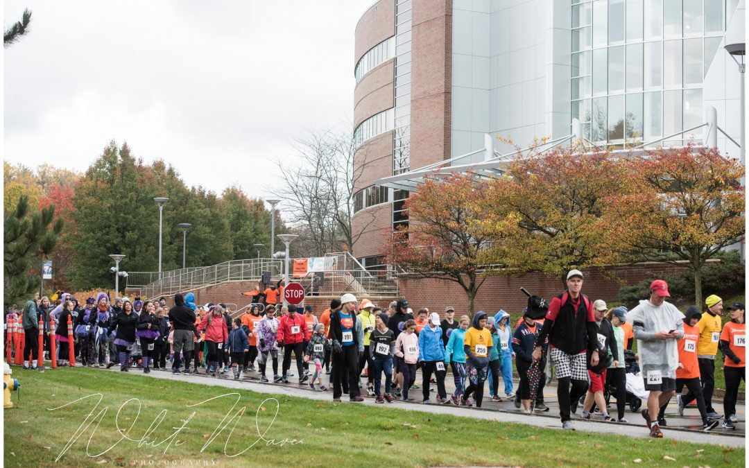 Exeter Hospital's United in Wellness Cancer Walk & Trick or Treat Trot  Goes Virtual