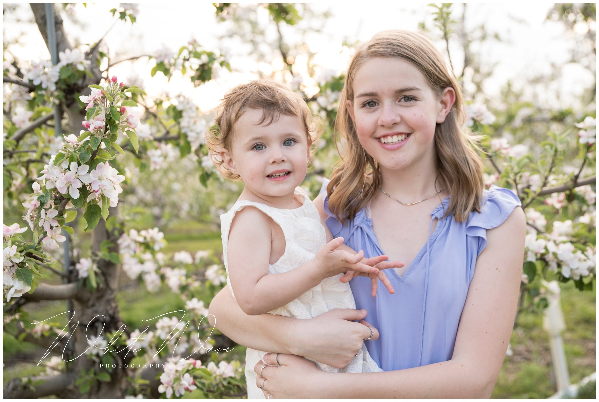 spring family portrait session in exeter, new hampshire