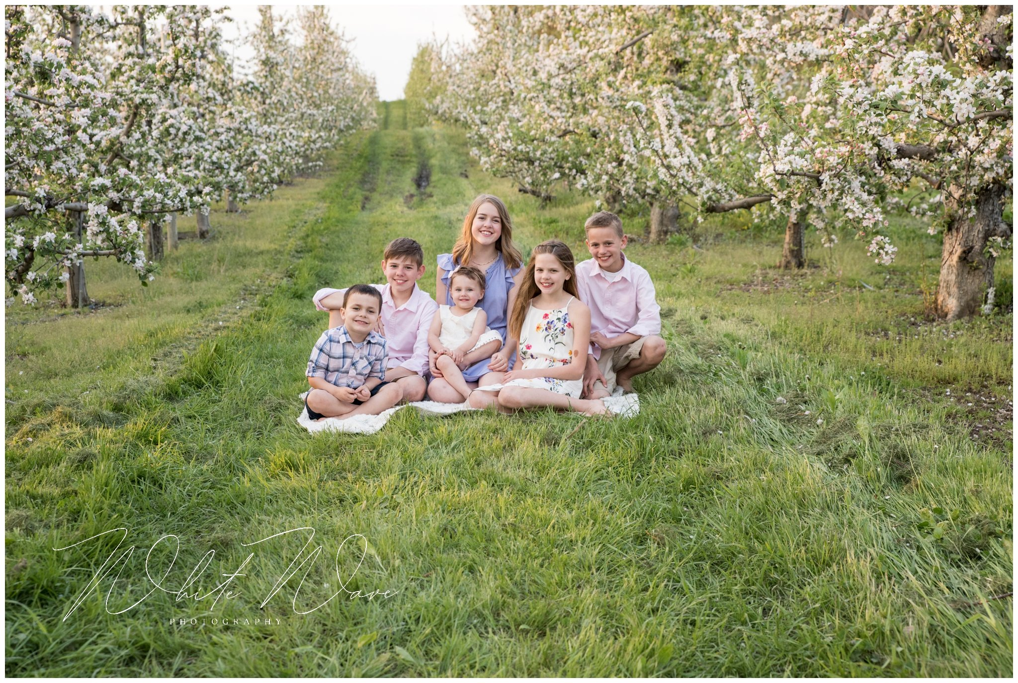 spring family photographer in exeter, NH
