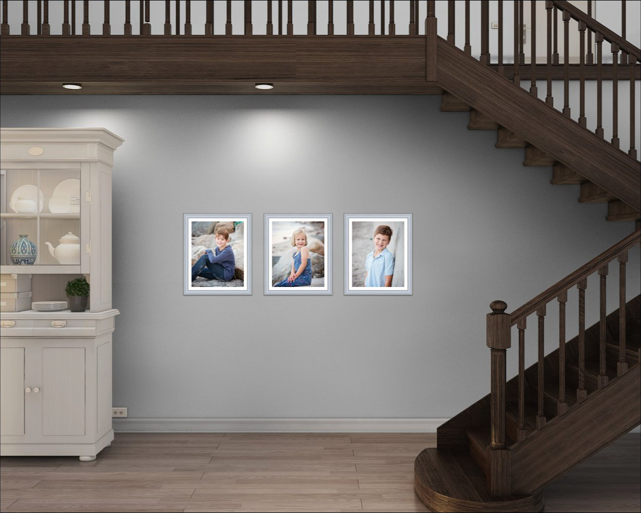 why you should print your children's portraits and display them in your home