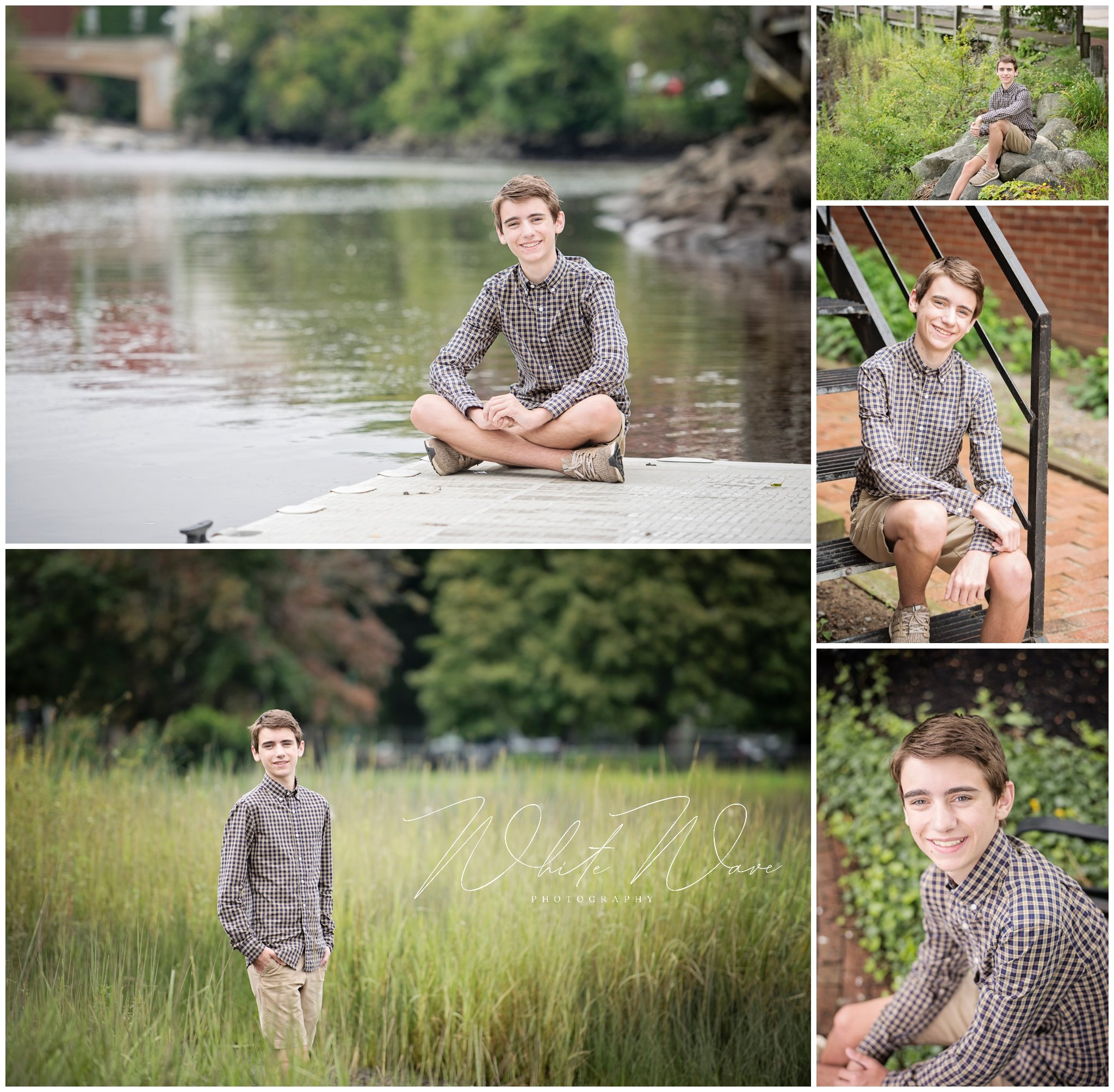 Exeter Farm is on Photographer Jennie Bishop's list of top places for senior photo sessions